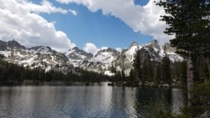 Sawtooth Wilderness, Horseback Idaho, Outfitter in Idaho