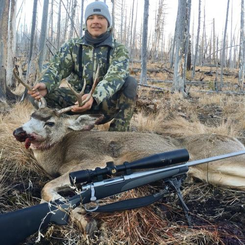 Rifle Mule Deer Hunts
