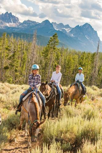 Best Family Activity in Stanley Idaho