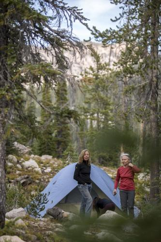 Camping Trip of a Lifetime