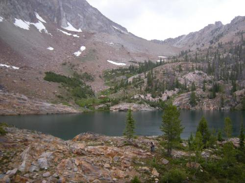 Sawtooth Wilderness Trips