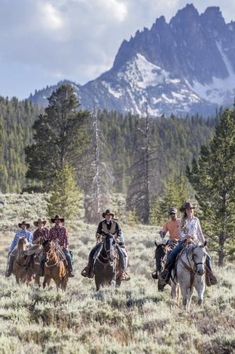 Trail Rides in Idaho