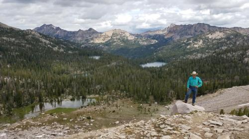 Ten Lakes Basin